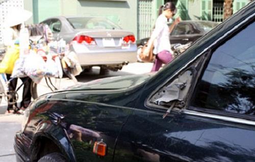 Vặt gương là tình trạng phổ biến nhất, thế giới lốp, lop xe, lốp xe ô tô, giá lốp, gia lop