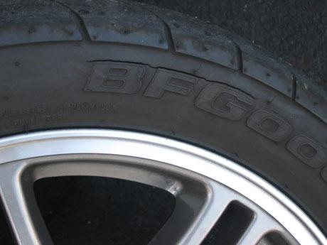 Vết nứt thành lốp